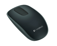 Logitech Zone Touch T400 RF Wireless Ottico Ambidestro Nero mouse