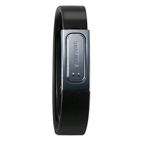 Samsung S-band L Wristband activity tracker Senza fili Nero