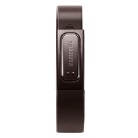 Samsung S-band L Wristband activity tracker Senza fili Marrone