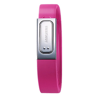 Samsung S-band S Wristband activity tracker Senza fili Rosa