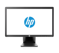"HP EliteDisplay E201 20"" HD Opaco Nero monitor piatto per PC"