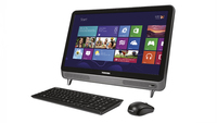 "Toshiba LX830-12Z 2.5GHz i3-3120M 23"" 1920 x 1080Pixel Touch screen Nero, Argento PC All-in-one"