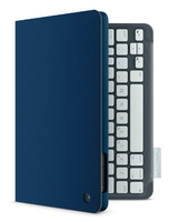 Logitech Keyboard Folio mini Custodia a libro Blu