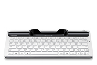 Samsung EKD-K11F Connettore docking AZERTY Bianco tastiera per dispositivo mobile