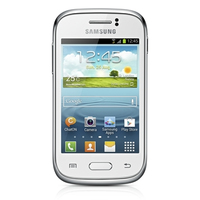 Samsung Galaxy Young GT-S6310 4GB Bianco