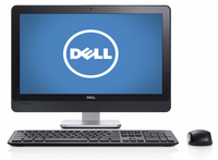 "DELL Inspiron One 2330 3.3GHz i3-3220 23"" 1920 x 1080Pixel Touch screen Nero, Argento PC All-in-one"