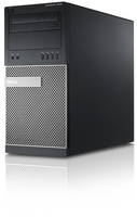 DELL OptiPlex 7010 3.4GHz i5-3570 Mini Tower Nero, Argento PC