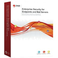 Trend Micro Enterprise Security f/Endpoints & Mail Servers, 1Y, 251-500u, ENG