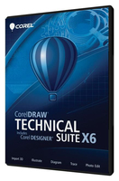 Corel CorelDRAW Technical Suite X6