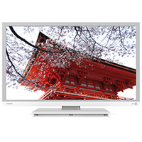 "Toshiba 32W1334G 32"" HD Bianco LED TV"