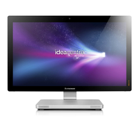 "Lenovo IdeaCentre A720 2.6GHz i5-3230M 27"" 1920 x 1080Pixel Touch screen Nero, Argento PC All-in-one"