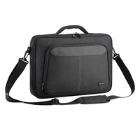 "Targus Intellect+ 15.6"" Clamshell Laptop Case Nero"