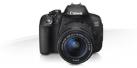 Canon EOS 700D + 18 - 55mm Kit fotocamere SLR 18MP CMOS 5184 x 3456Pixel Nero