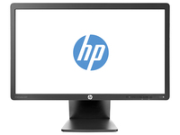"HP EliteDisplay E201 20"" HD Nero monitor piatto per PC"