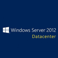 DELL Windows Server 2012 Datacenter, ROK