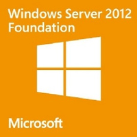 DELL Windows Server 2012 Foundation, ROK, ENG