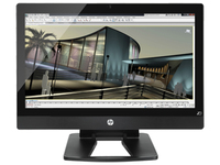 "HP Z1 3.6GHz E3-1280v2 27"" 2560 x 1440Pixel Nero All-in-One workstation"