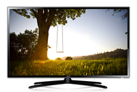 "Samsung UE46F6100 46"" Full HD Compatibilità 3D Nero LED TV"