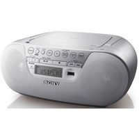 Sony ZS-PS30CP Nero radio CD