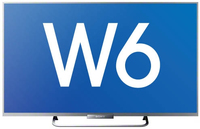 "Sony KDL-32W656A 32"" Full HD Smart TV Wi-Fi Argento LED TV"