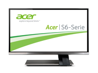 "Acer Design S236HLtmjj 23"" Full HD IPS Titanio monitor piatto per PC"