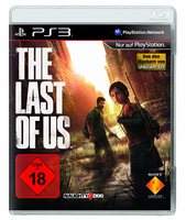 Sony The Last of Us PlayStation 3 Tedesca videogioco
