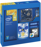 Intel DB85FL Box Intel B85 LGA 1155 (Socket H2) Micro ATX scheda madre