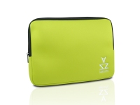 "Conceptronic Notebook Sleeve 16"" Lime Green"
