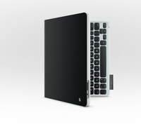 Logitech Keyboard Folio f/ iPad Custodia a libro Nero