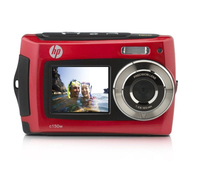 "HP c150w 10MP 1/2.3"" CMOS 4608 x 3456Pixel Rosso"