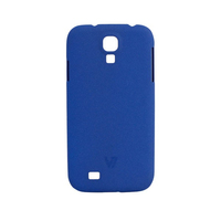 V7 Metro Anti-Slip Galaxy S4 Cover Blu