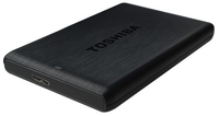 Toshiba STOR.E PLUS 2.5 750GB 750GB Nero disco rigido esterno