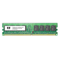 HP 4GB Fully Buffered DIMM PC2-5300 2x2GB DDR2 Memory Kit 4GB DDR2 667MHz Data Integrity Check (verifica integrità dati) memoria