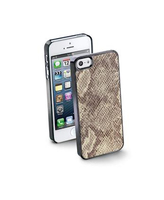 Cellularline ANIMALIERIPHONE53 Cover Beige custodia per cellulare