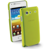 Cellularline COOLGALAXYSADL Cover Verde custodia per cellulare