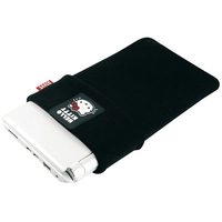 "Cellularline HELLOKEEEPCCAP1 10"" Custodia a tasca Nero borsa per notebook"