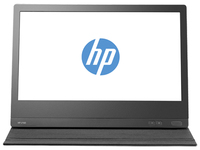 "HP U160 15.6"" TN Nero monitor piatto per PC"