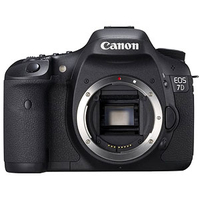 Canon EOS 7D + EF-S 17-55mm f/2.8-5.6 IS Kit fotocamere SLR 18MP CMOS 5184 x 3456Pixel Nero