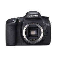 Canon EOS 7D + EF 17-40 IS Kit fotocamere SLR 18MP CMOS 5184 x 3456Pixel Nero