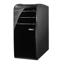 ASUS CM 6870-IT016S 3.2GHz i5-3470 Scrivania Nero PC