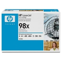 HP 98X Laser cartridge 8800pagine Nero