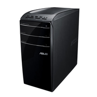 ASUS CM 6870-IT018S 3.4GHz i7-3770 Scrivania Nero PC