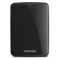 Toshiba Canvio Connect 1TB 1000GB Nero disco rigido esterno