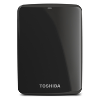 Toshiba Canvio Connect 2TB 2000GB Nero disco rigido esterno