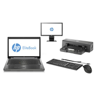 HP EliteBook 8770w Mobile Workstation Bundle