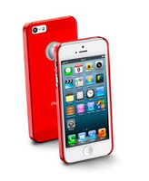 Cellularline Ice Cover Rosso