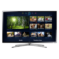 "Samsung UN60F6300AF 60"" Full HD Smart TV Wi-Fi Nero, Argento LED TV"