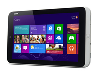 Acer Iconia W3-810 64GB Bianco tablet