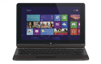 "Toshiba Satellite U920t-10N 1.8GHz i5-3337U 12.5"" 1366 x 768Pixel Touch screen Marrone Computer portatile"