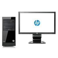 HP Elite 7500 Microtower PC Bundle